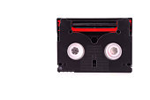 Mini Digital Video or DV Cassette