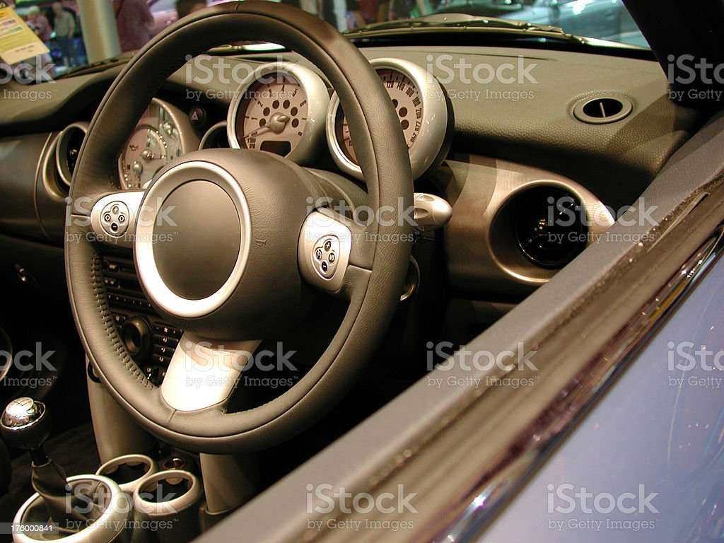Mini interior royalty-free stock photo