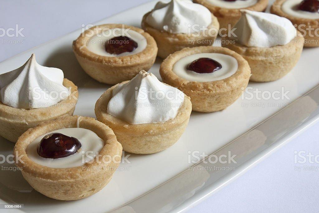 Mini Pies royalty-free stock photo