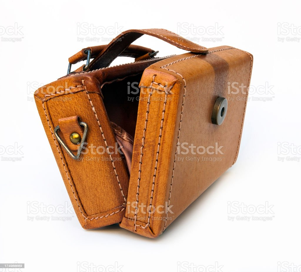 Miniature Case royalty-free stock photo