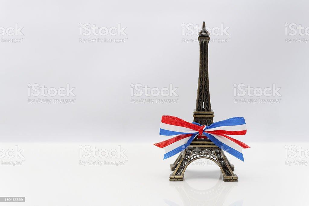 Miniature Eiffel Tower (XXXLarge) royalty-free stock photo