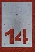 Minigolf start position 14