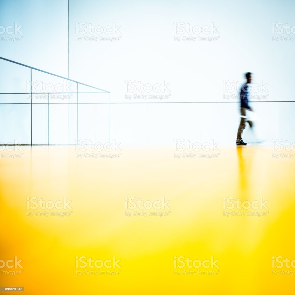 Minimal Architecture stock photo