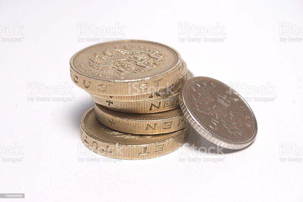 Minimum Wage royalty-free stock photo