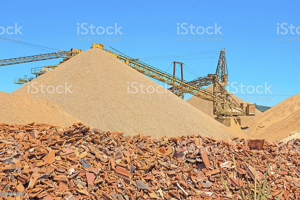 鉱業 ロイヤリティフリーストックフォト