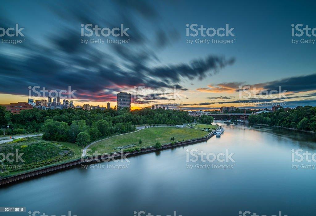 Minneapolis stock photo