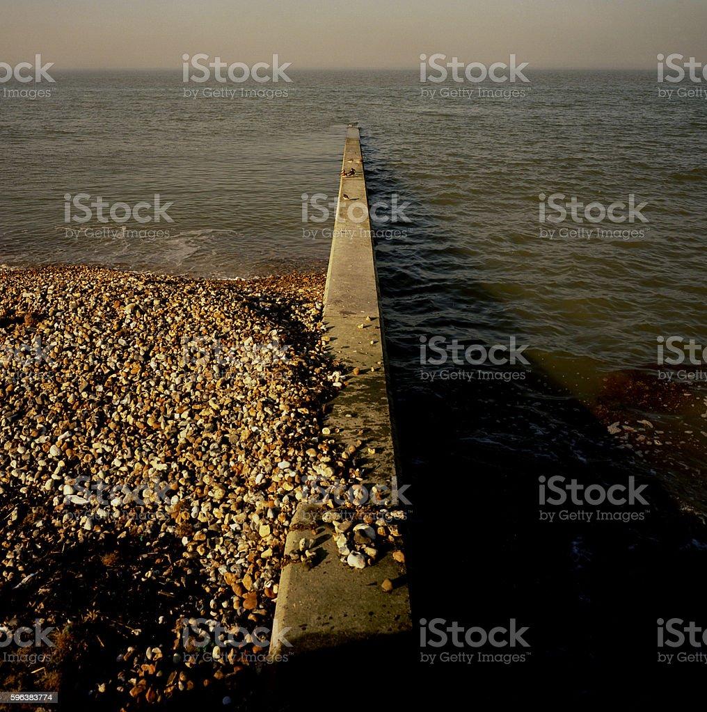 Minnis Bay 1 stock photo