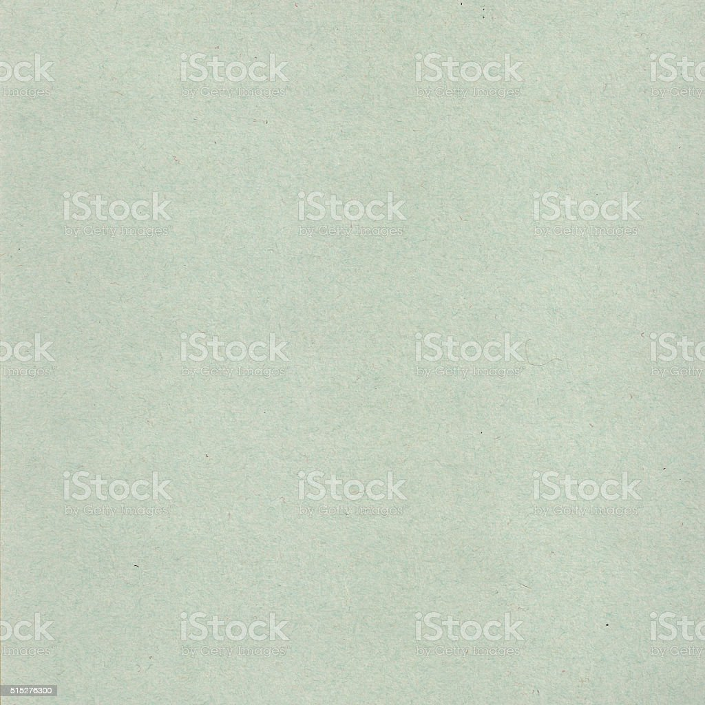 Mint pastel paper sheet texture stock photo