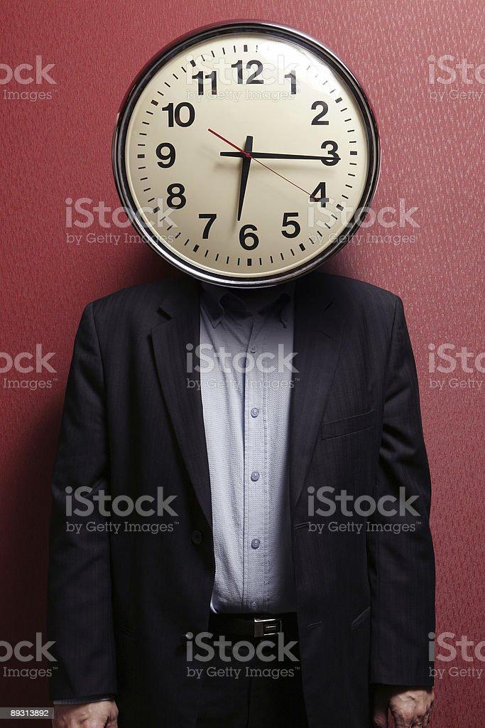 Minute Man royalty-free stock photo