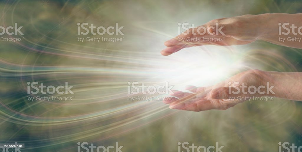 Miracles Happen stock photo