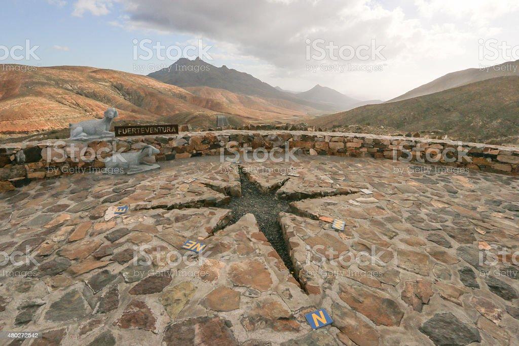 Mirador Astronomico de Sicasumbre royalty-free stock photo
