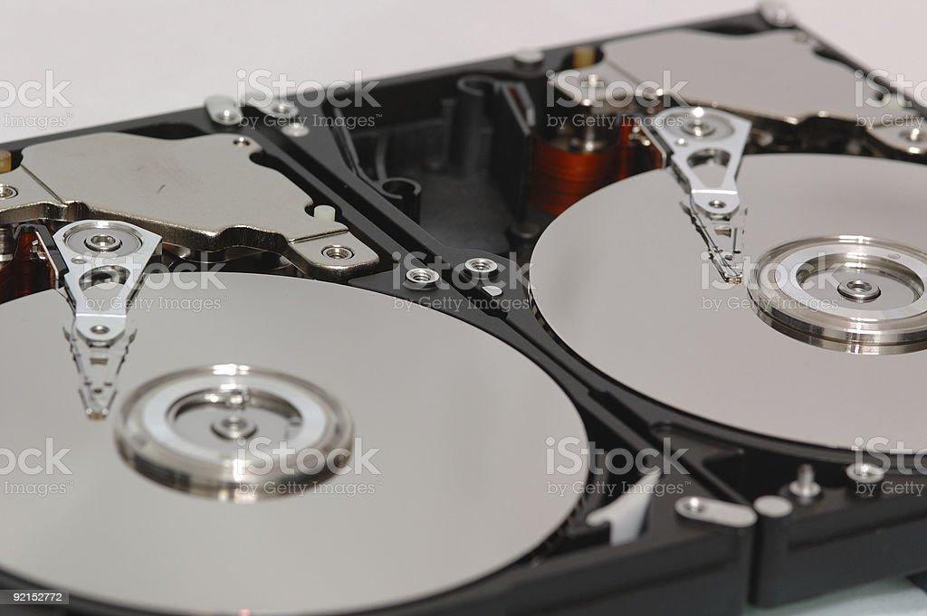 Mirror Disk royalty-free stock photo