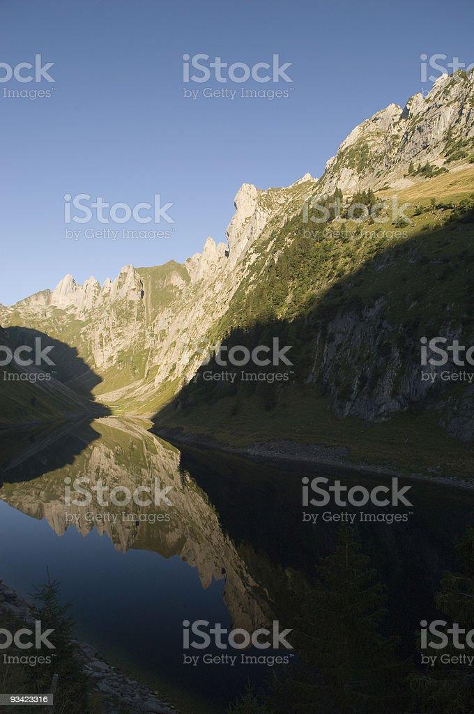 Mirror Lake II stock photo