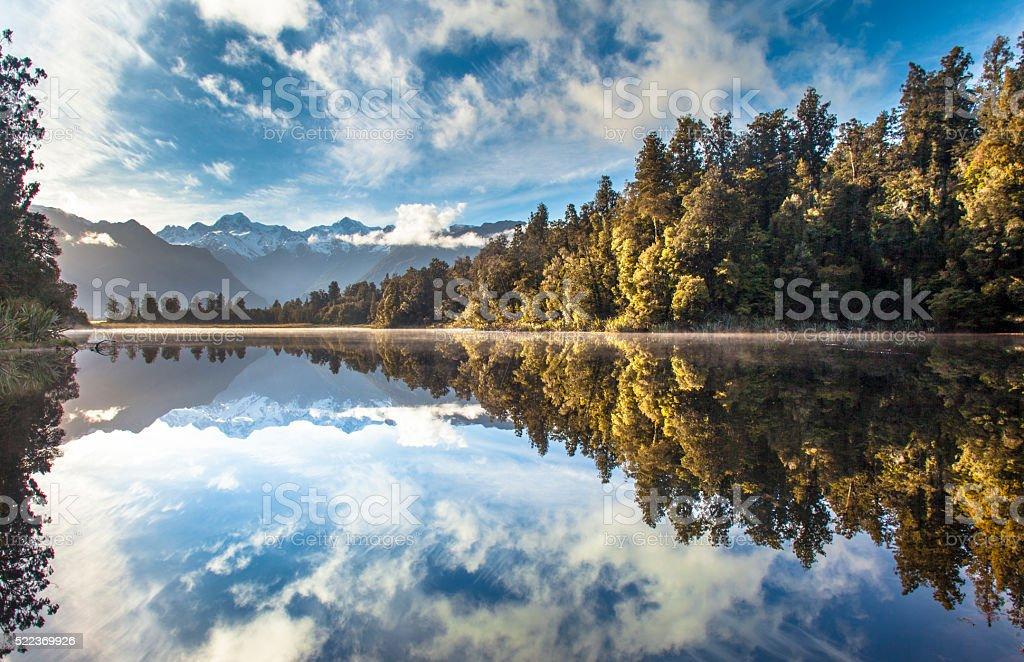 Mirror Lake stock photo
