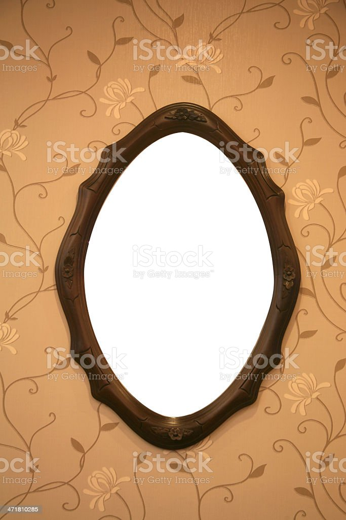 mirror royalty-free stock photo