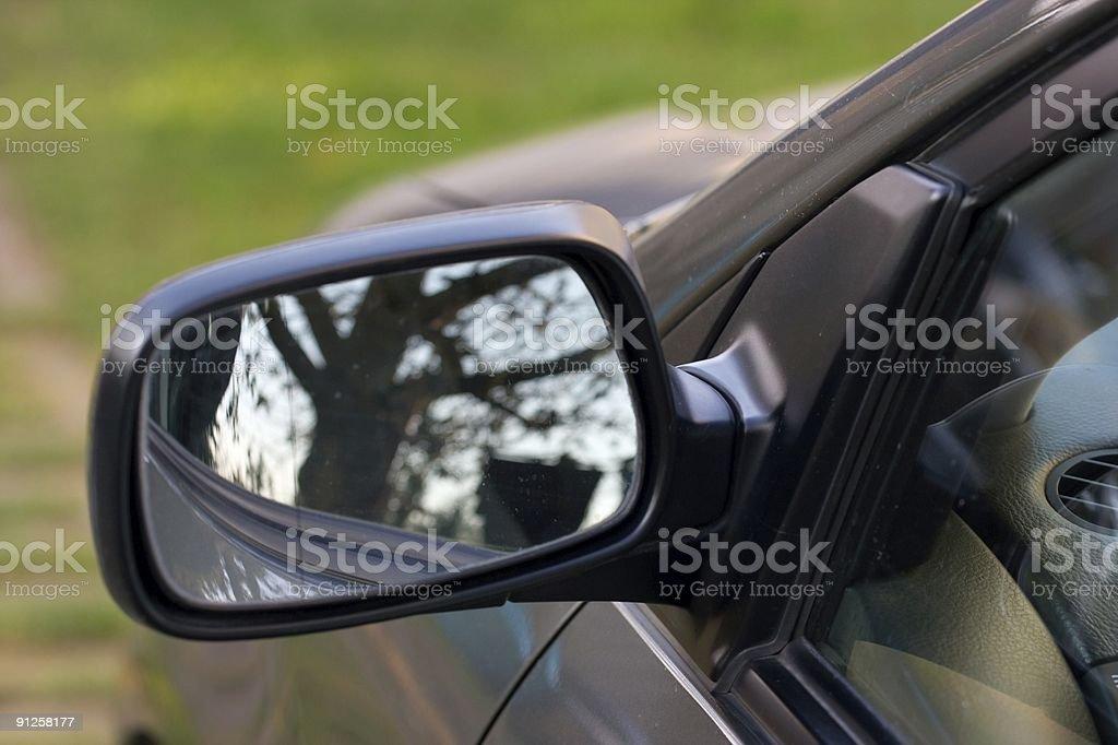 Mirror royalty-free stock photo