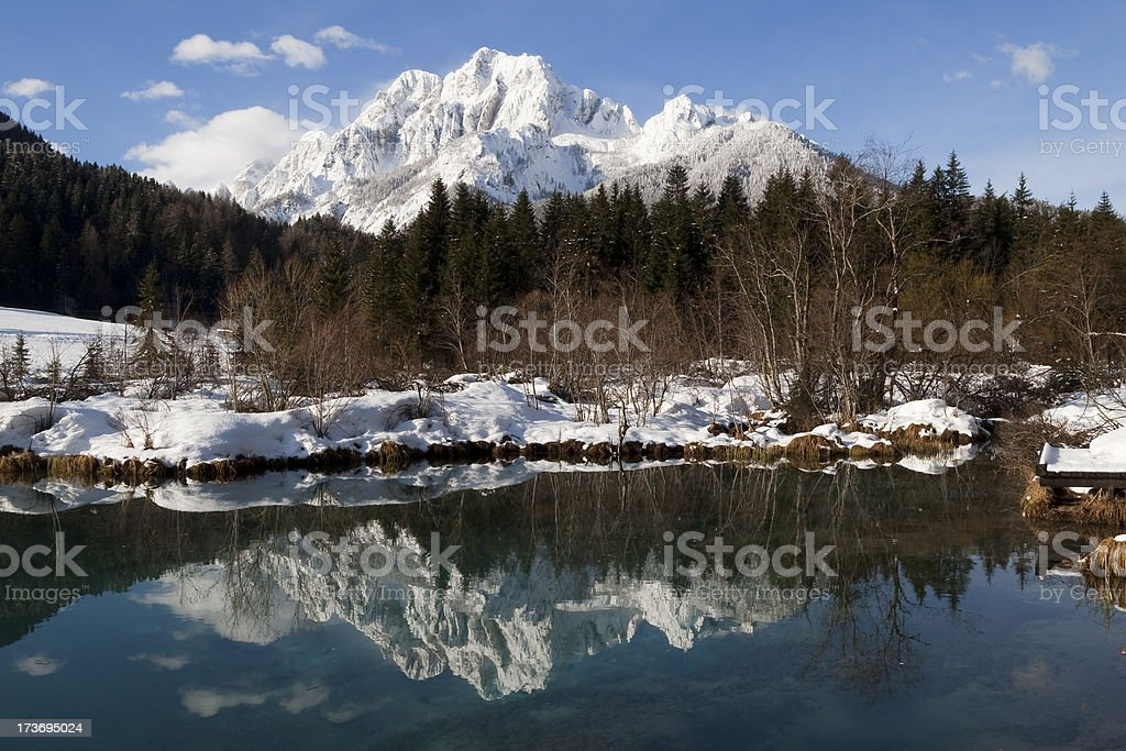 Mirroring royalty-free stock photo