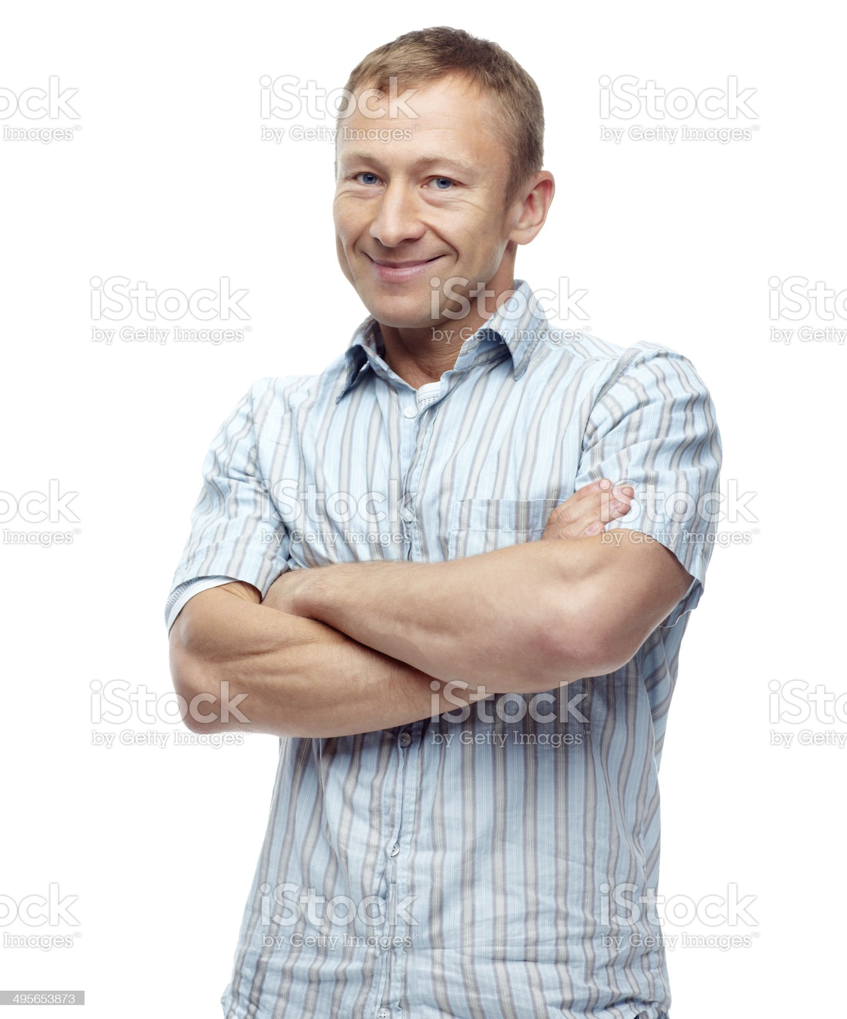 Mischievous smile - wonder what he's up to? royalty-free stock photo