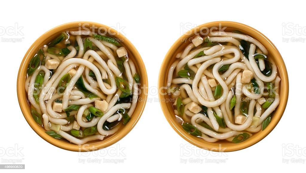Miso Soup stock photo