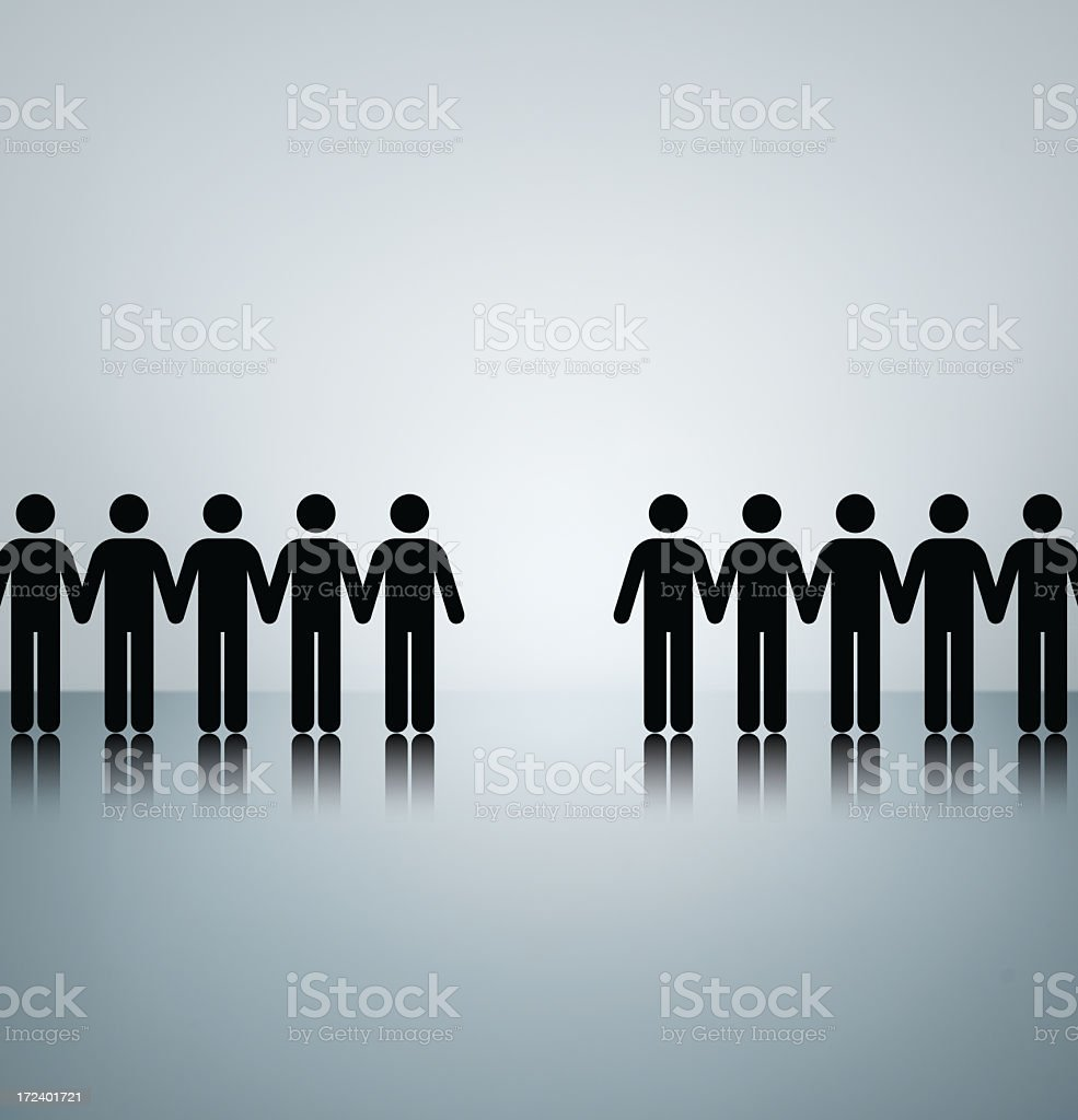 Missing Person royalty-free stock photo