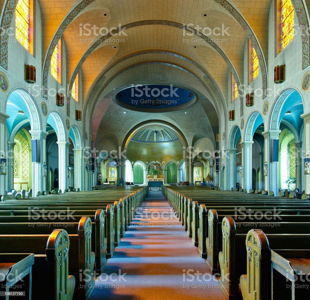 Mission Dolores Basilica royalty-free stock photo