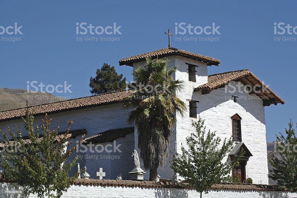 Mission San Jose, Fremont, California stock photo