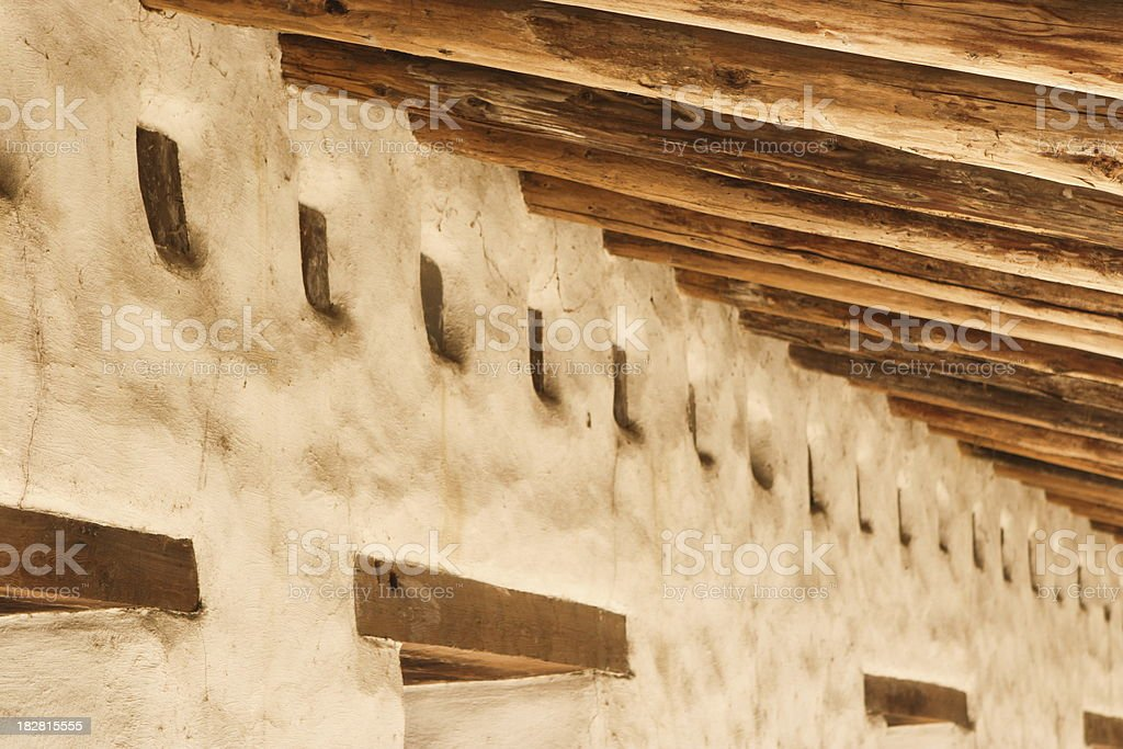 Mission San Juan Bautista royalty-free stock photo