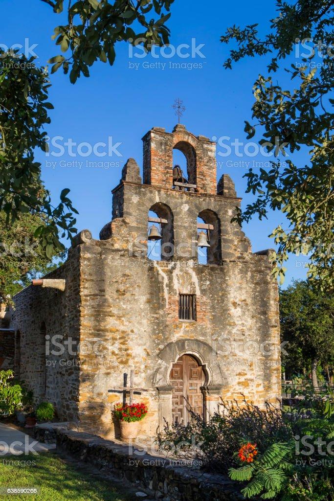 Mission San Juan de Capistrano stock photo