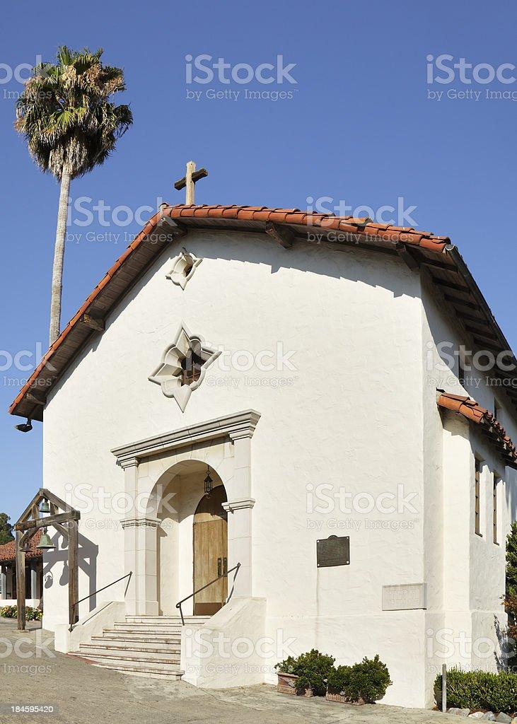 Mission San Rafael stock photo