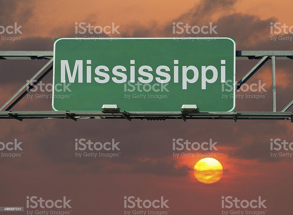 Mississippi stock photo