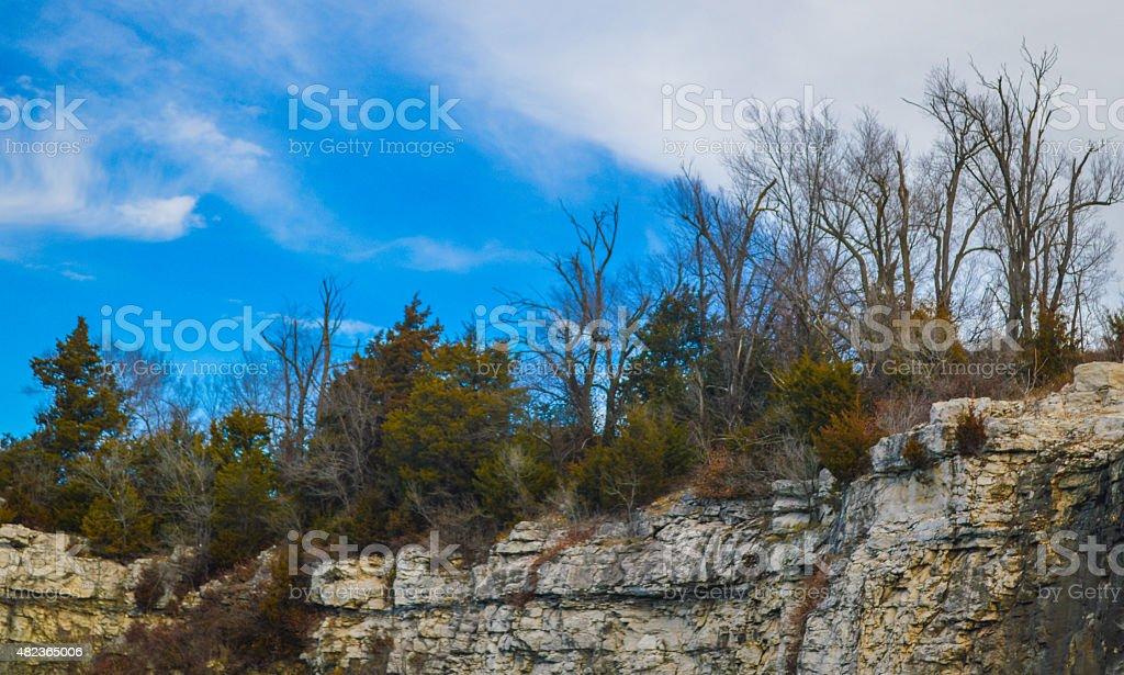 Le Missouri, 10 photo libre de droits
