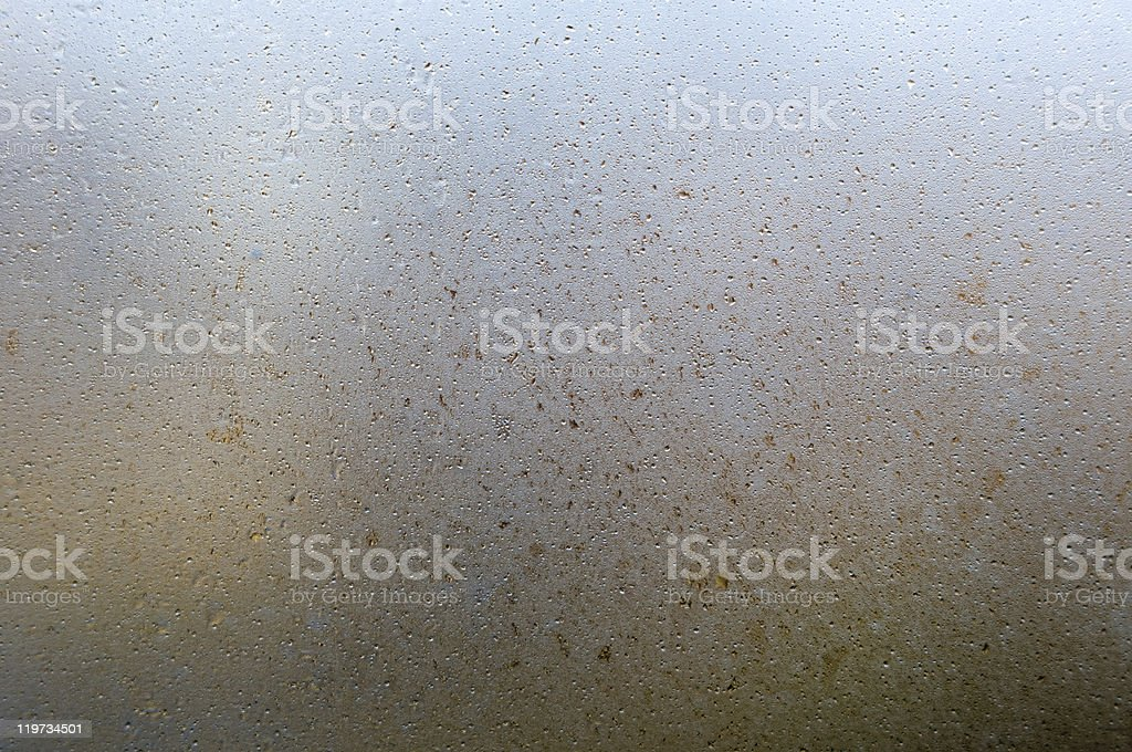 misted glass royalty-free stock photo