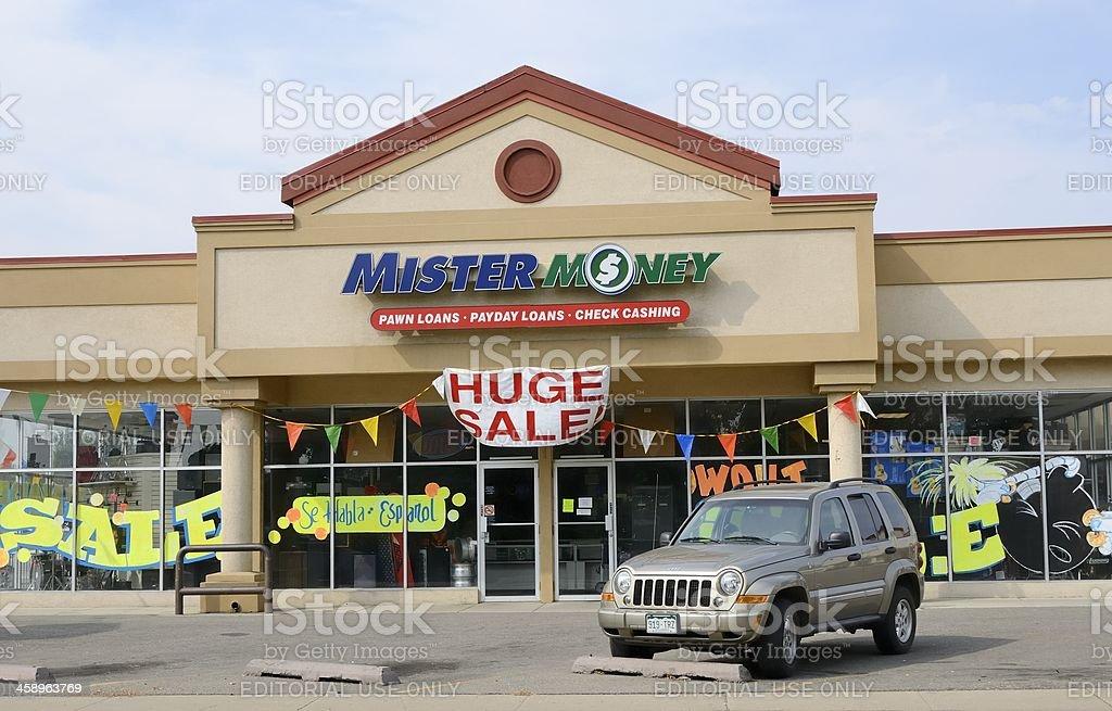 Albuquerque loan centers
