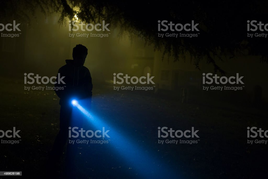 misty search stock photo
