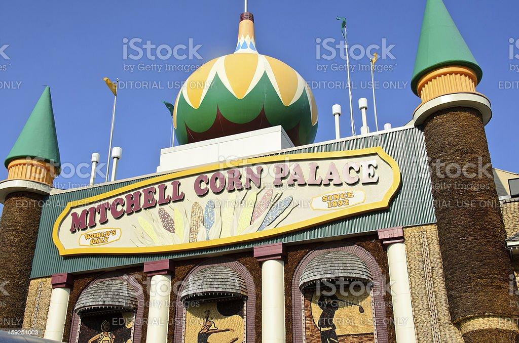 Mitchell Corn Palace royalty-free stock photo