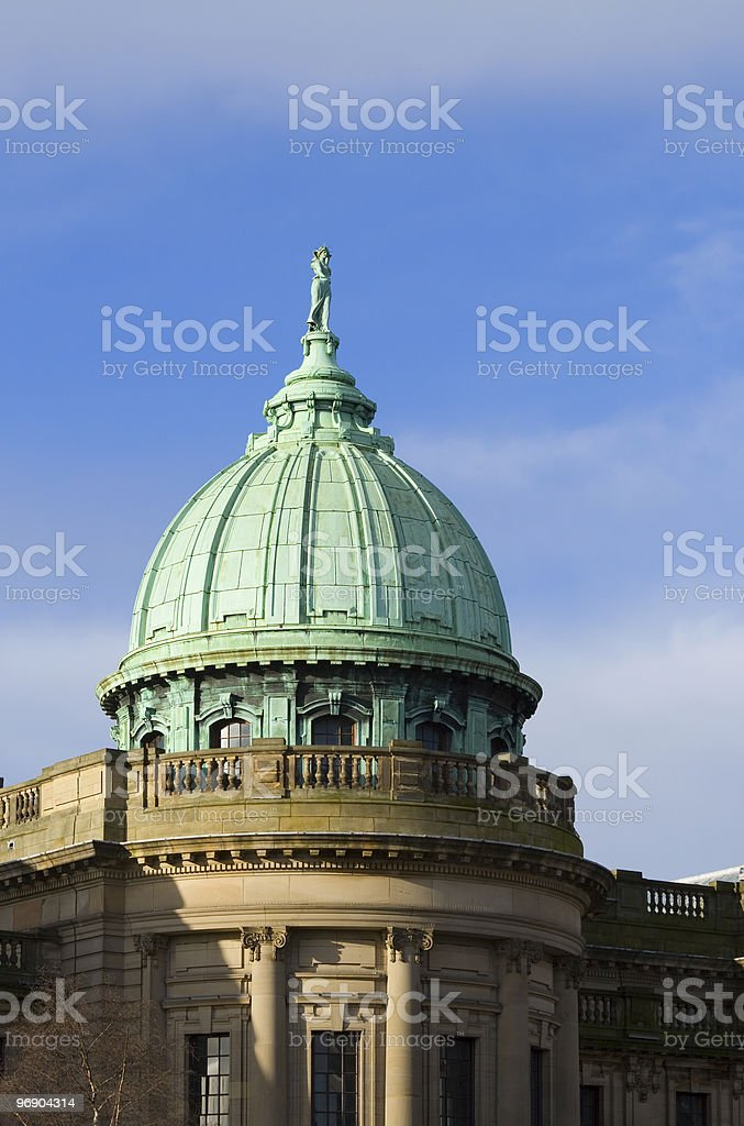 mitchell dome stock photo