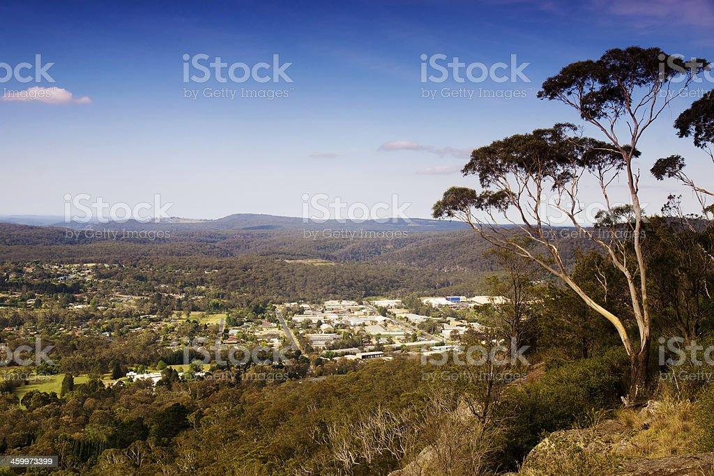 Mittagong, Australia stock photo