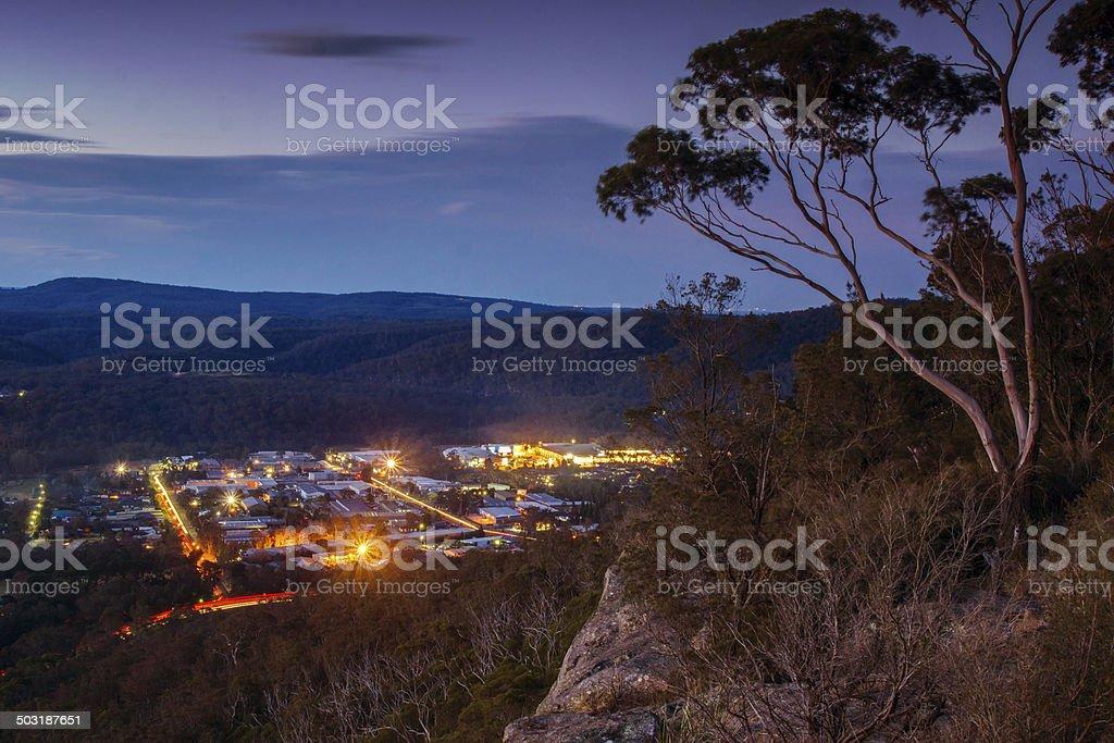 Mittagong, NSW, Australia stock photo