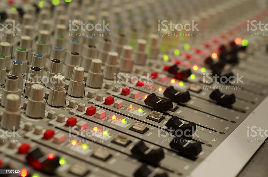 mix board royalty-free stock photo