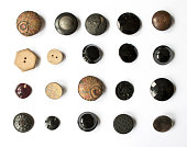 Mixed Assortment of Buttons