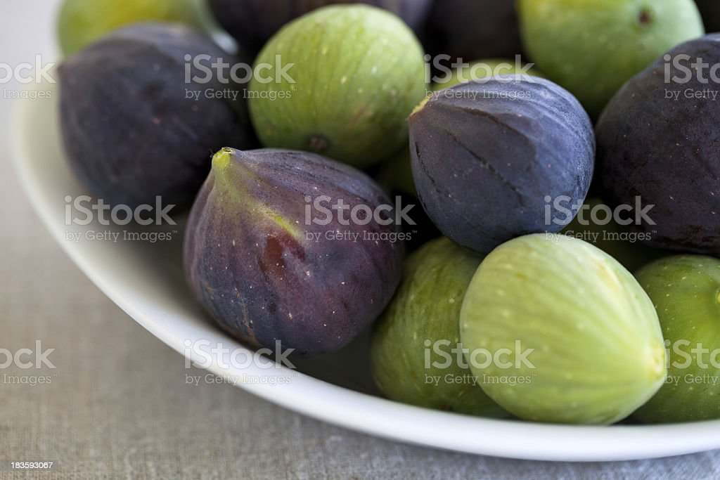 Mixed figs royalty-free stock photo