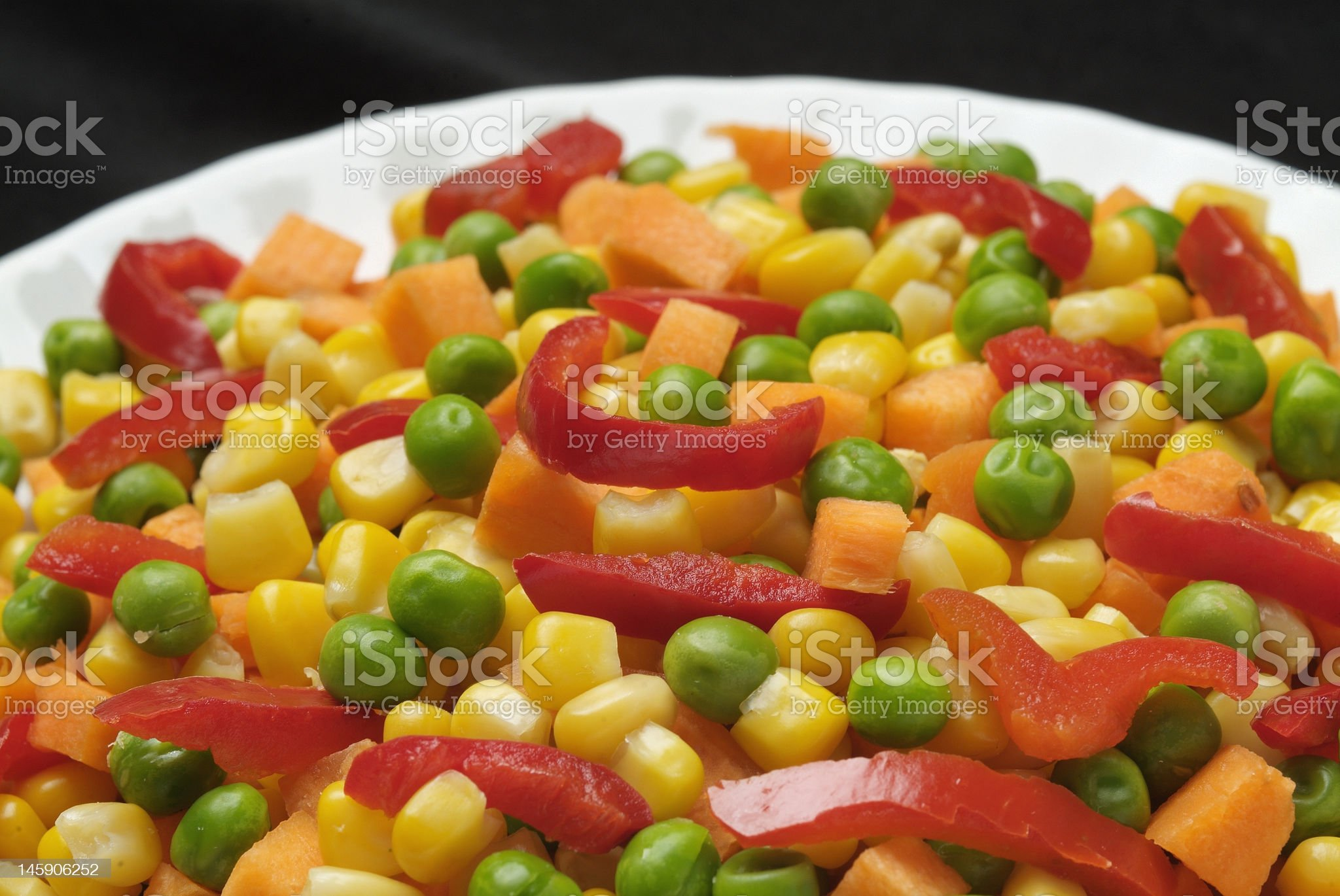mixed vegetables1 royalty-free stock photo
