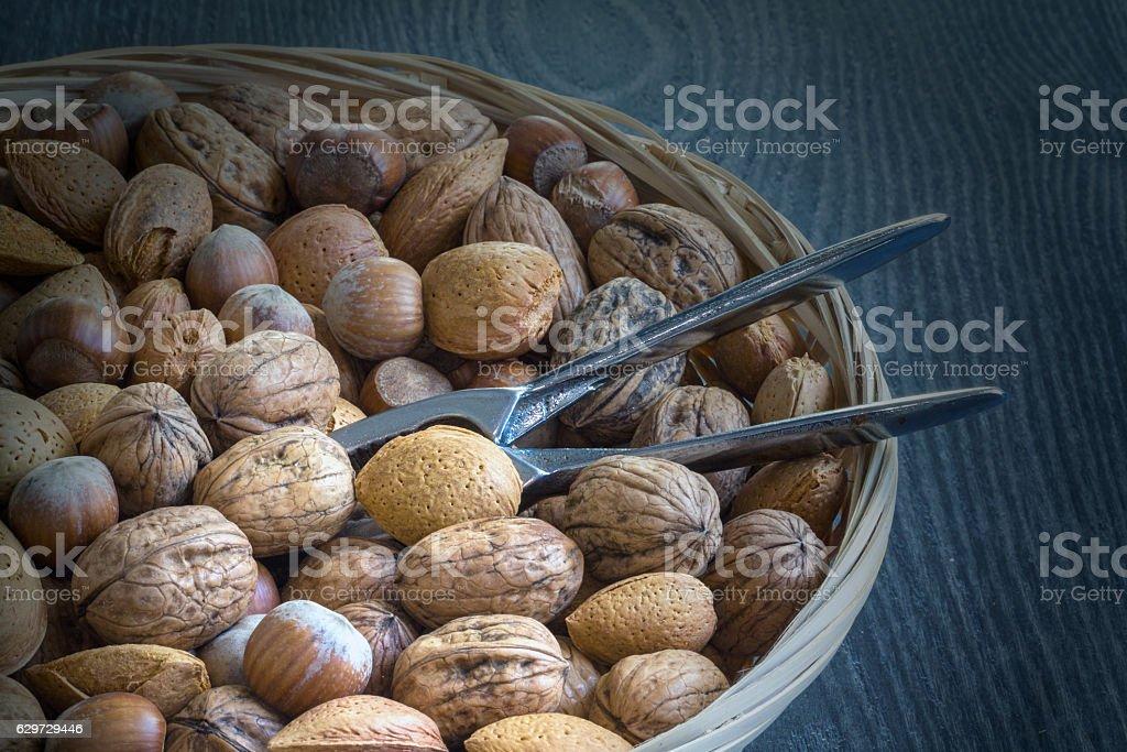 Mélange de fruits secx stock photo