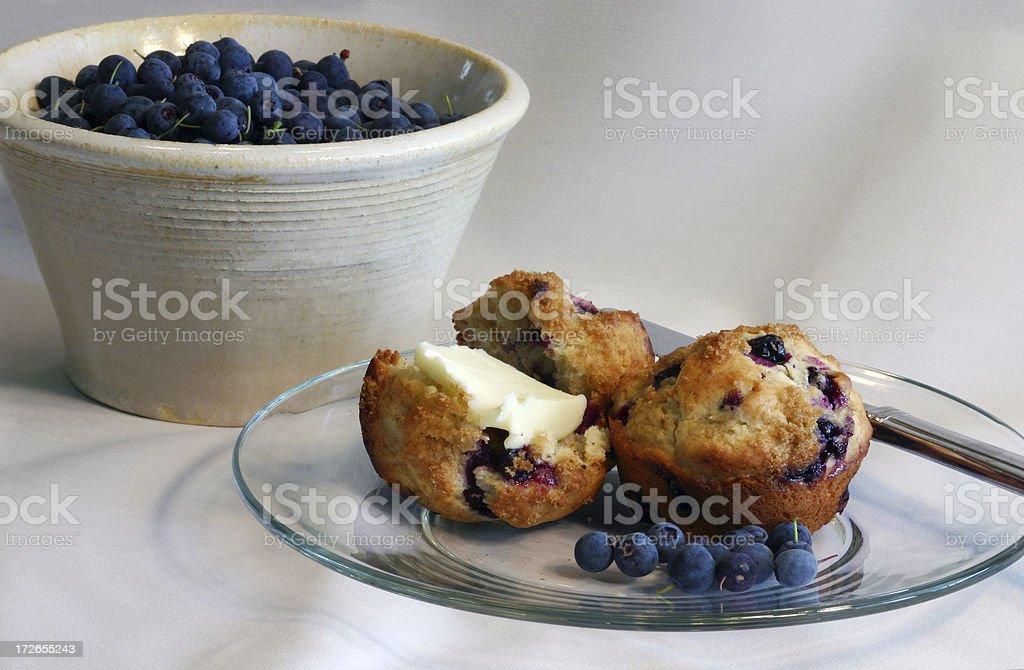 mmmm...muffins stock photo