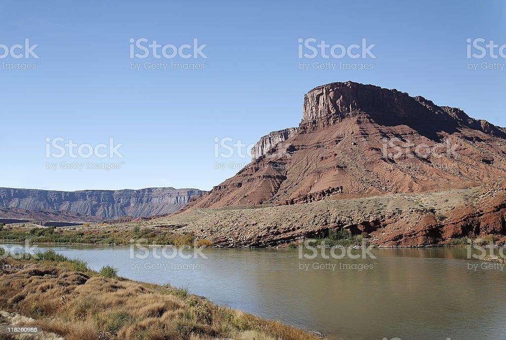 Moab Desert royalty-free stock photo