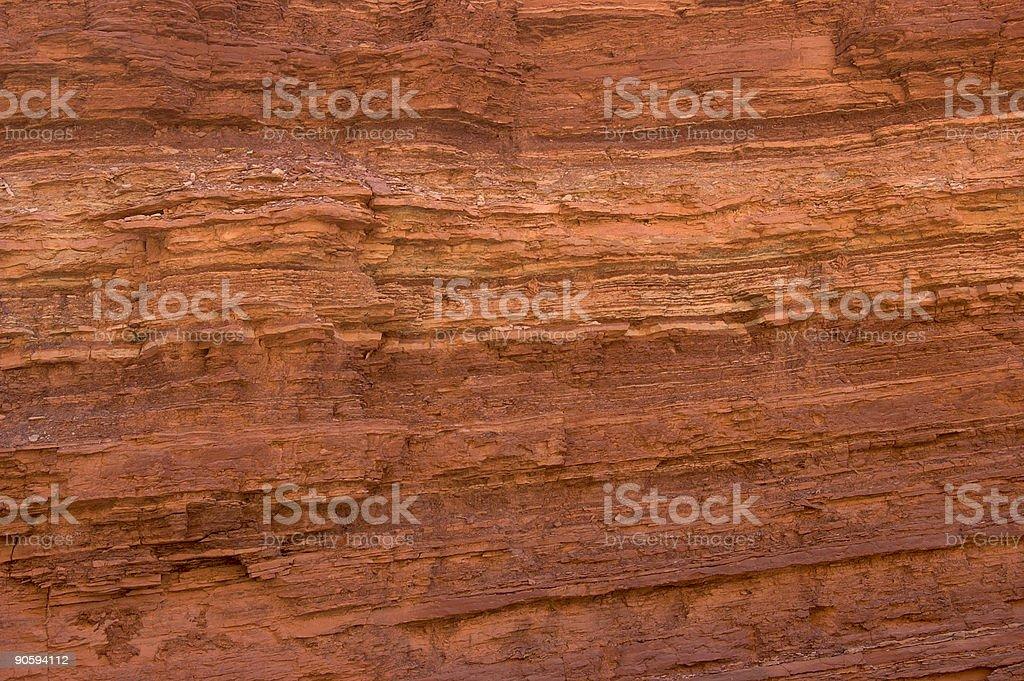 Moab Rocks 02 royalty-free stock photo