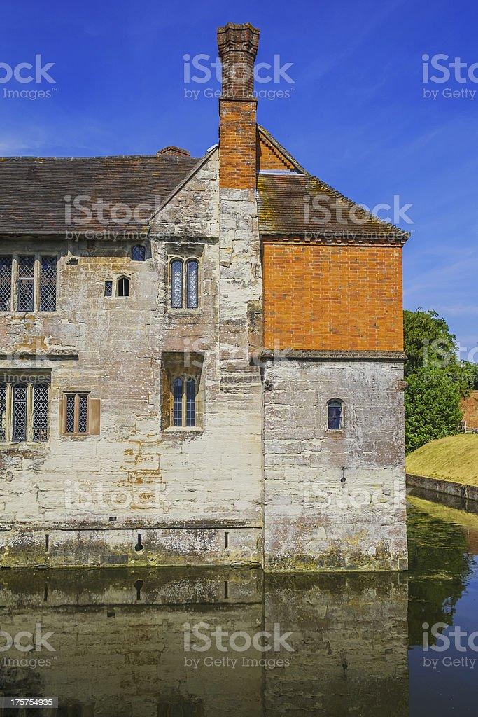 moat stock photo