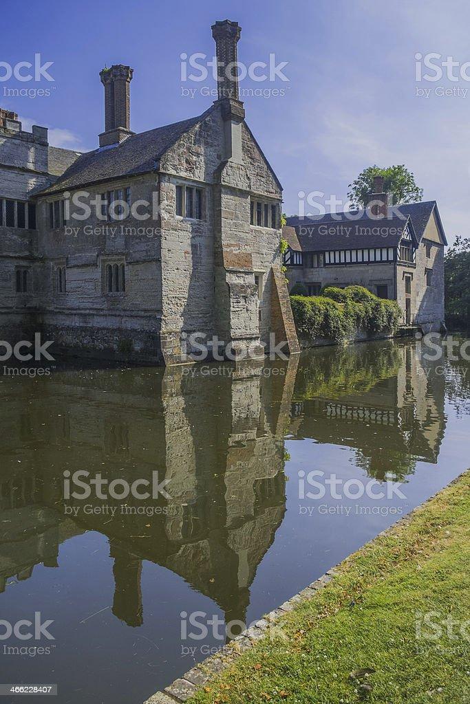 moat royalty-free stock photo