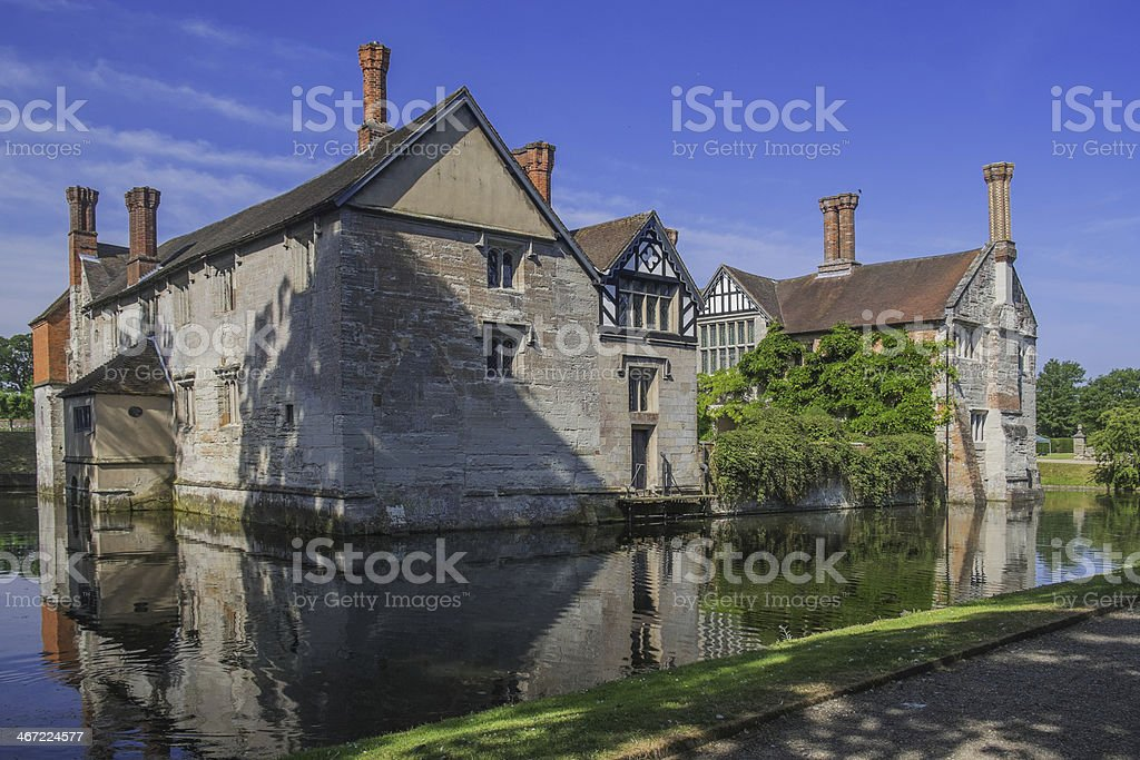 moat royalty-free stock photo