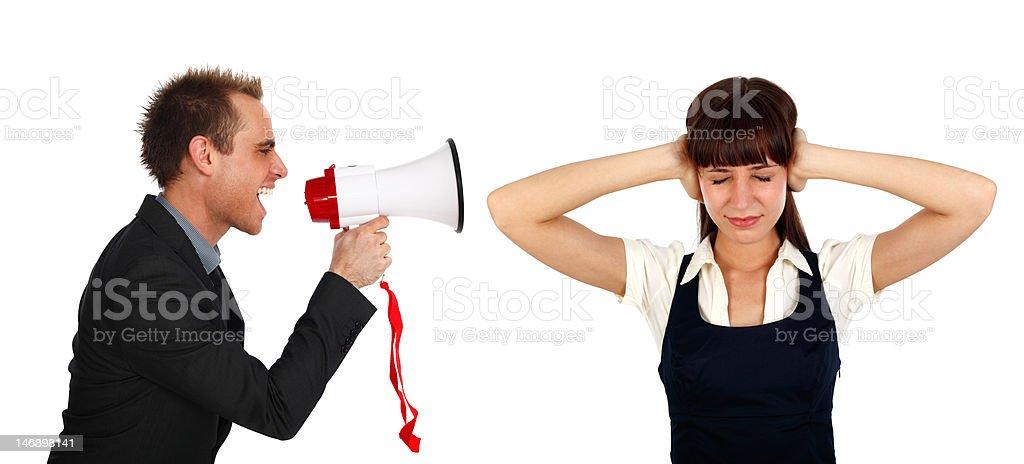 mobbing stock photo